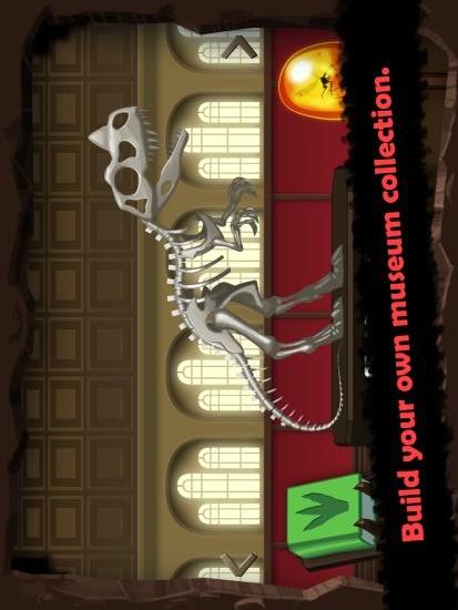 挖恐龙化石 无限金币版截图