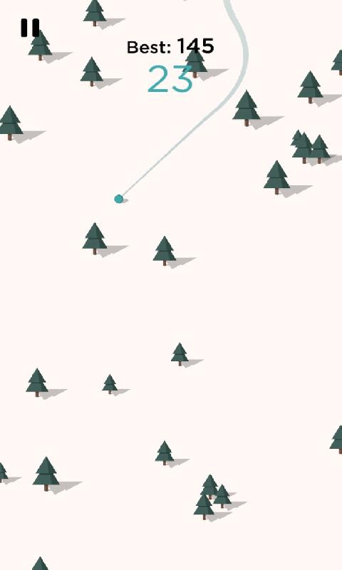 小球滑雪截图