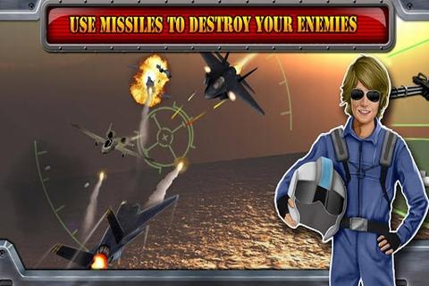 F16空中猎手截图