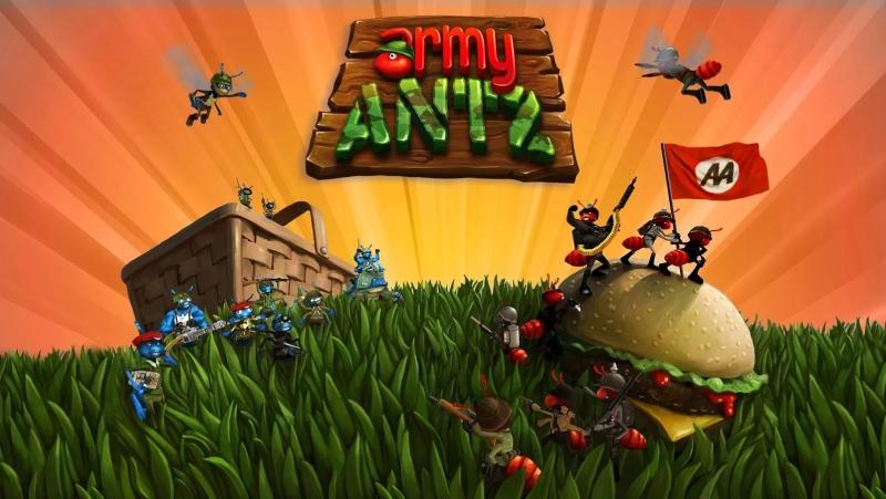 蚂蚁军团 直装版截图