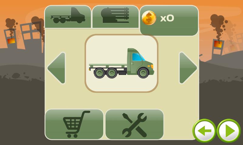 炸弹运输车截图