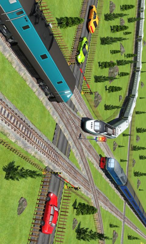 火车驾驶截图