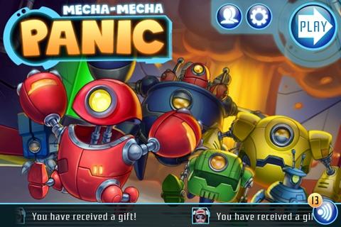 机器人大战 无限金币版截图