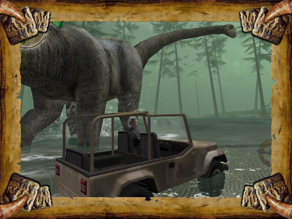 恐龙刺客截图