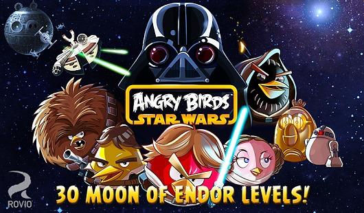 愤怒的小鸟 星球大战HD
