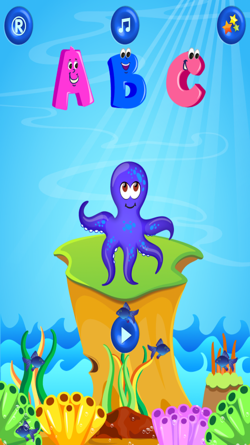 Chifro ABC: Kids Alphabet Game截图