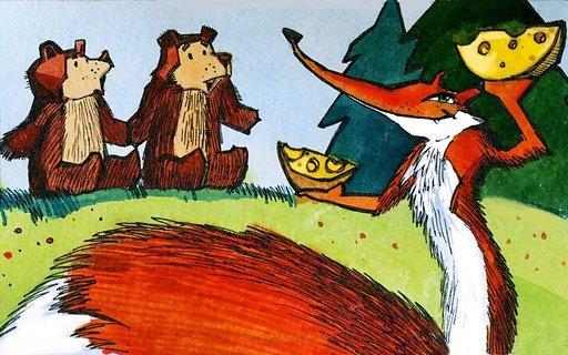 童话故事书和