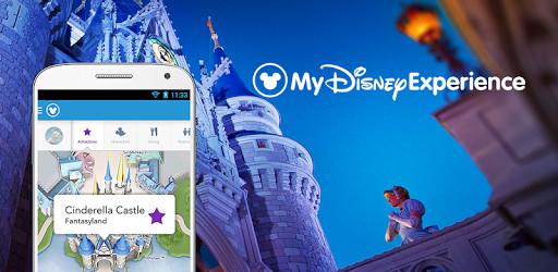 My Disney Experience截图