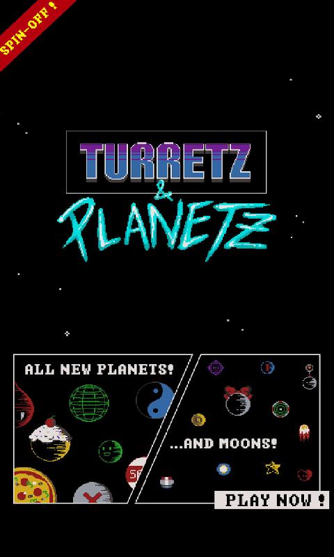 环形防御:行星截图