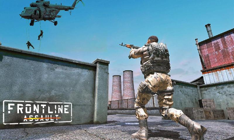 美国陆军前线FPS:不可能的突击任务截图