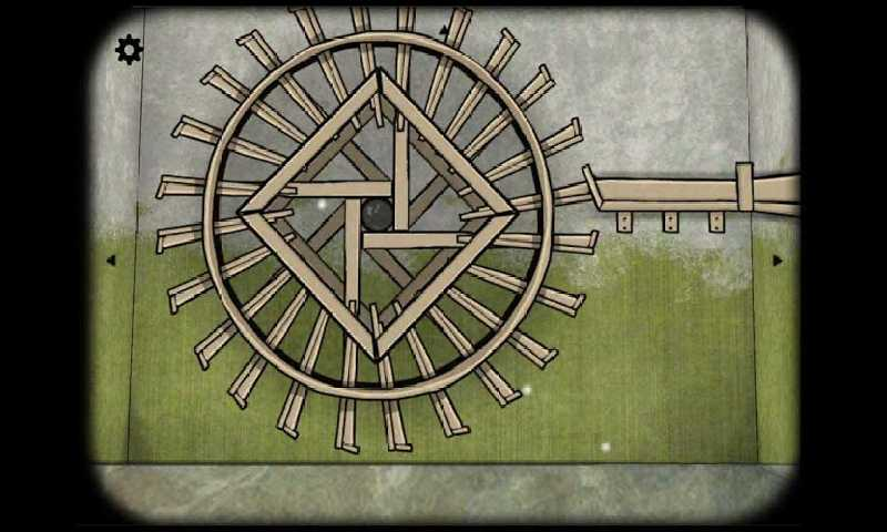 逃离方块:磨坊