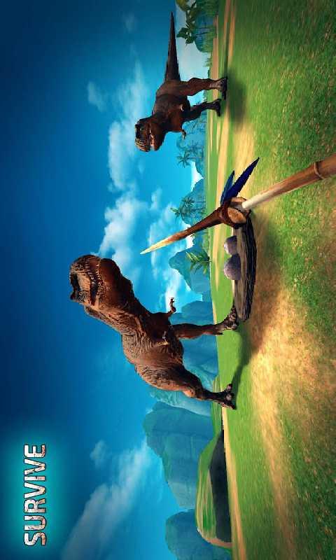 侏罗纪生存岛进化3D截图