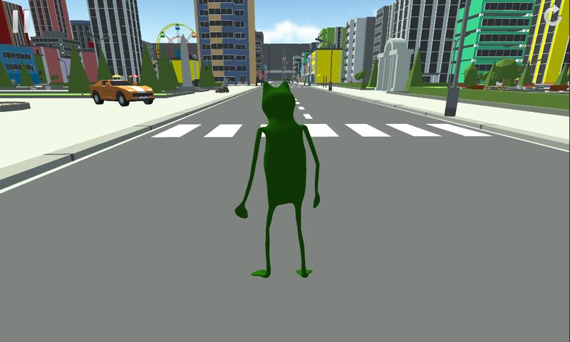 青蛙模拟截图