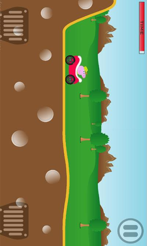 小猪佩奇爬坡赛截图