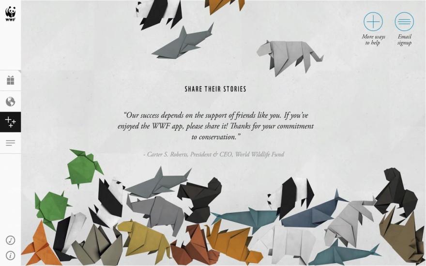 世界野生动物在一起