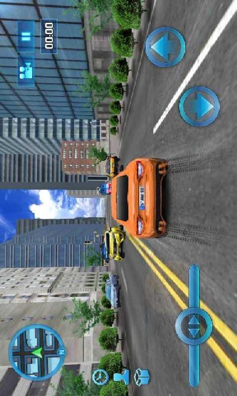 模拟城市驾驶截图