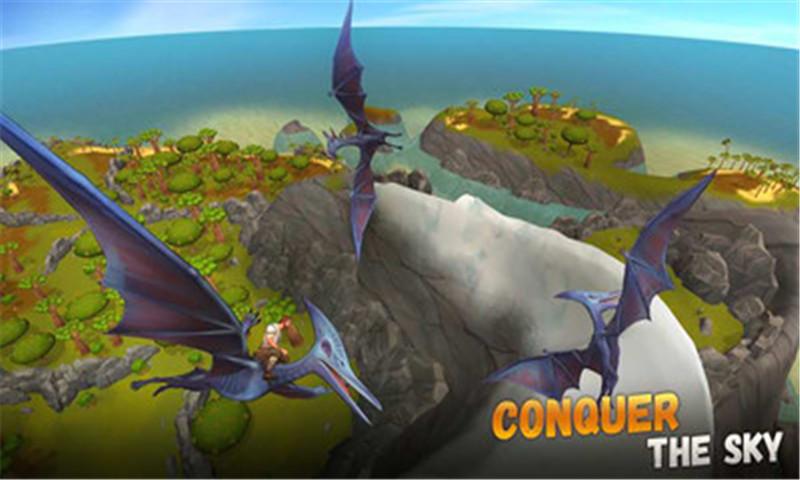 侏罗纪孤岛求生:方舟2截图