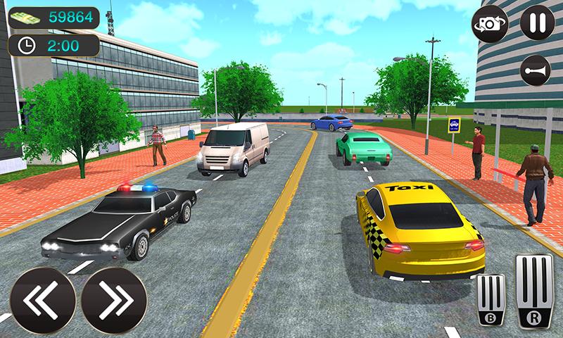 越野出租车驾驶模拟器截图