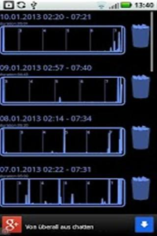 温和的闹钟截图
