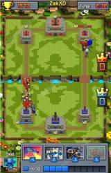 像素皇室战争修改版截图