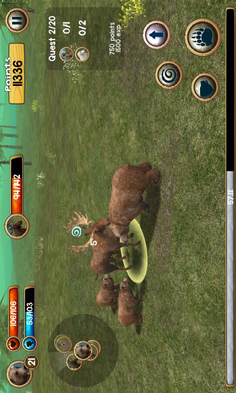 野熊模拟3D截图
