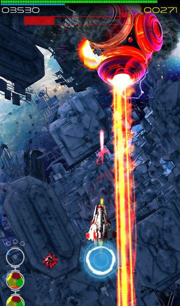 太空勇士:起源截图