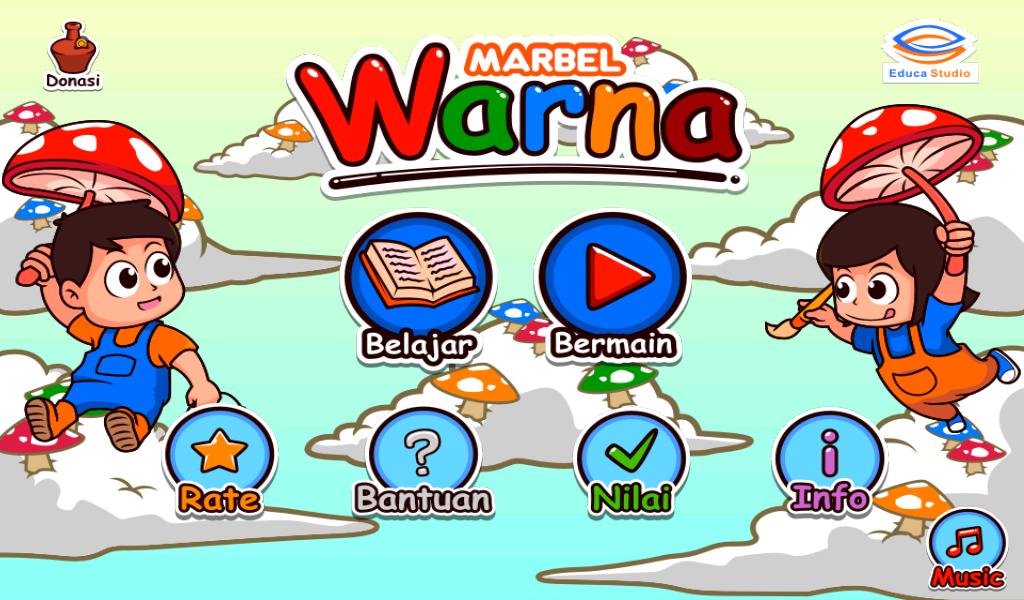 Marbel Warna截图
