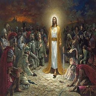 耶稣和上帝什么关系 耶稣又为什么会被钉在十字架上