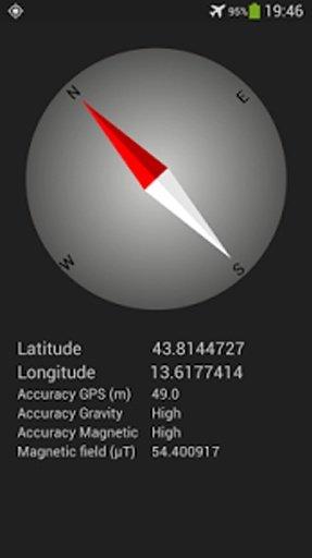 指南针&GPS