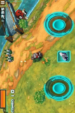 机甲格斗2 修改版截图