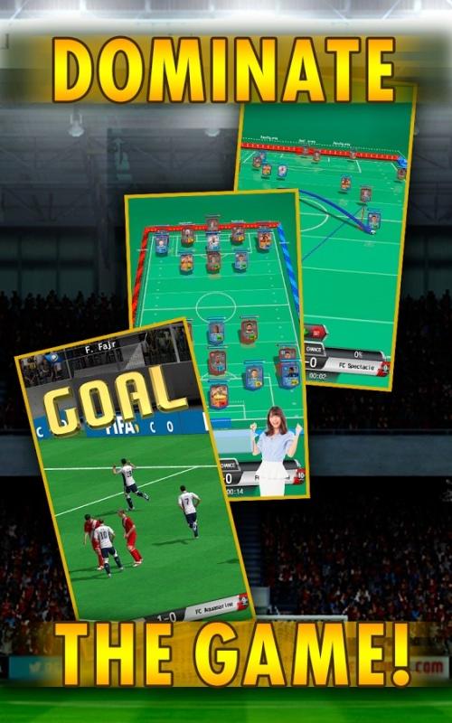 FIFA足球:超级巨星截图