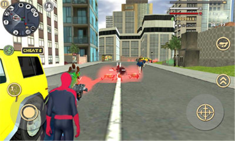 蜘蛛侠:决战拉斯维加斯截图