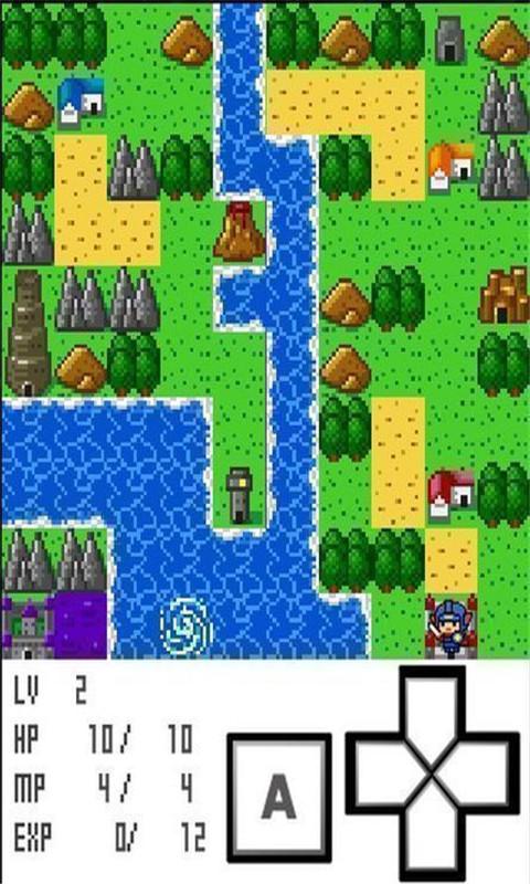 消遣用RPG汉化版