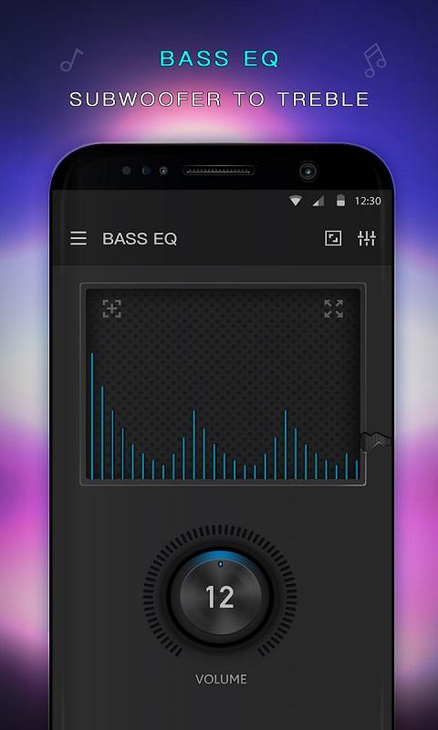 低音均衡器截图