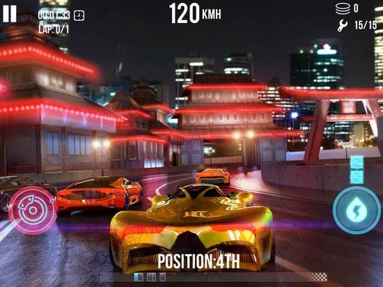 极速竞赛:狂飙 无限金币版截图
