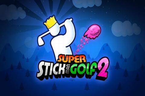 超级火柴人高尔夫2 破解版截图