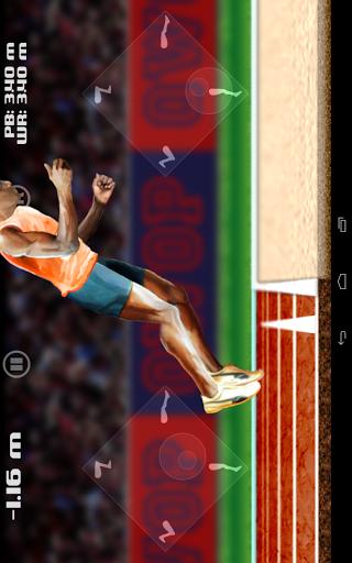 百米赛跑截图