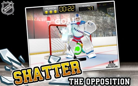 NHL目标粉碎 破解版