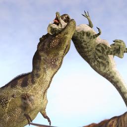 侏罗纪恐龙战斗模拟器