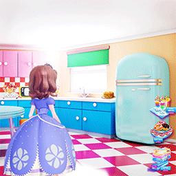 索菲娅公主烹饪游戏