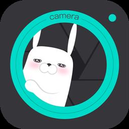 羞兔贴纸相机