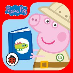 小猪佩奇环游世界
