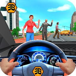 越野出租车驾驶模拟器