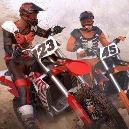 越野摩托竞速赛