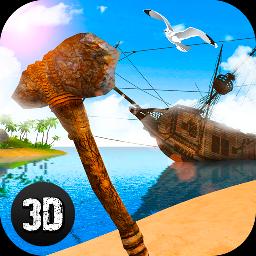 海盗岛生存3D