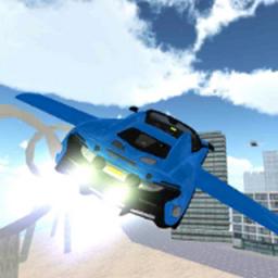 飞行跑车模拟器