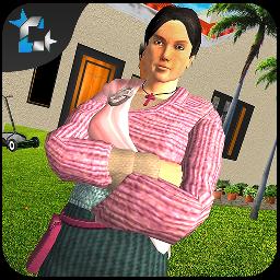 虚拟奶奶家庭模拟器