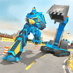 挖掘机机器人