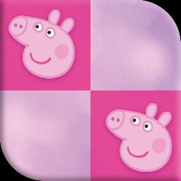 小猪佩奇:钢琴块