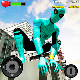绿色蜘蛛侠:城市救援
